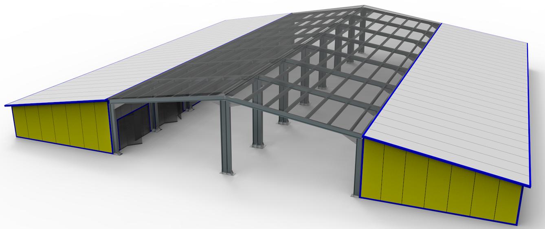 быстровозводимые здания под ключ в житомирской области