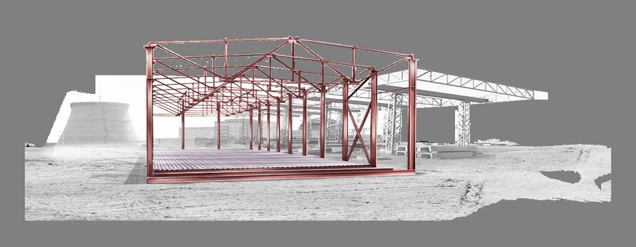 Швидкомонтовані будівлі під ключ в Херсоні