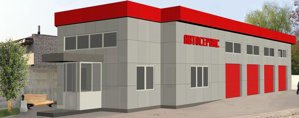 проектирование станций технического обслуживания