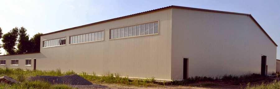 монтаж быстровозводимых зданий в житомире