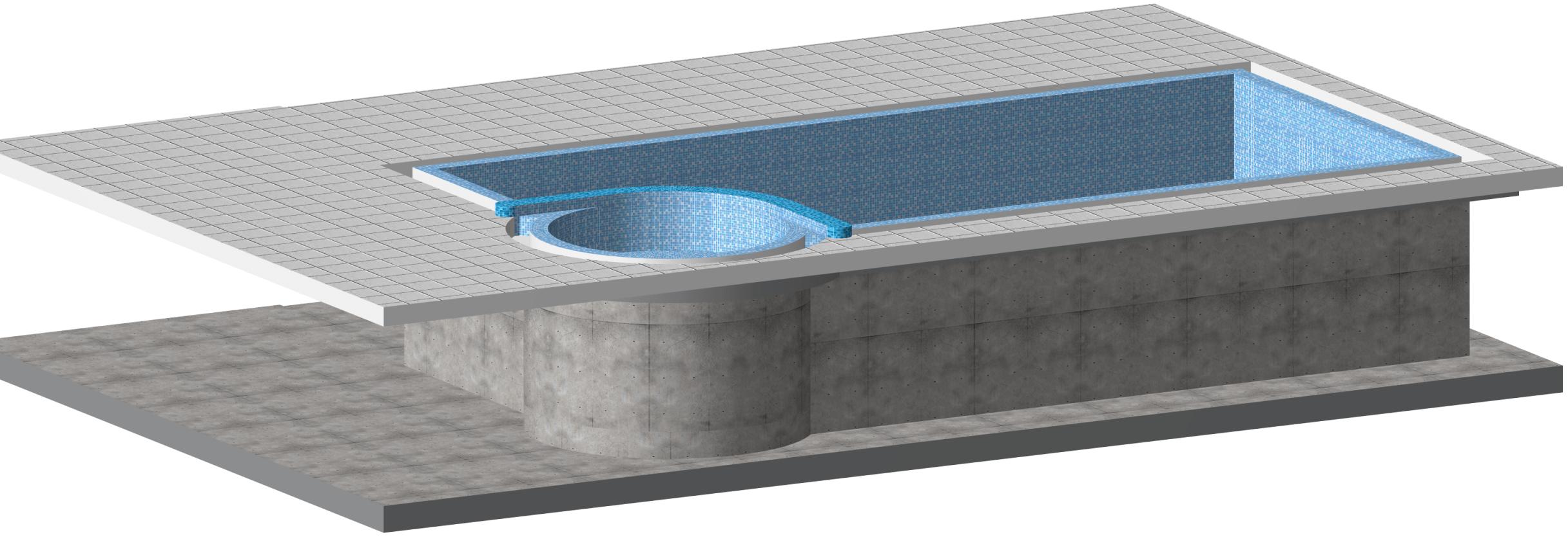 проектирование бассейна под ключ