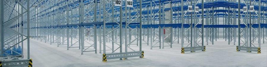 стоимость проектирования складского комплекса
