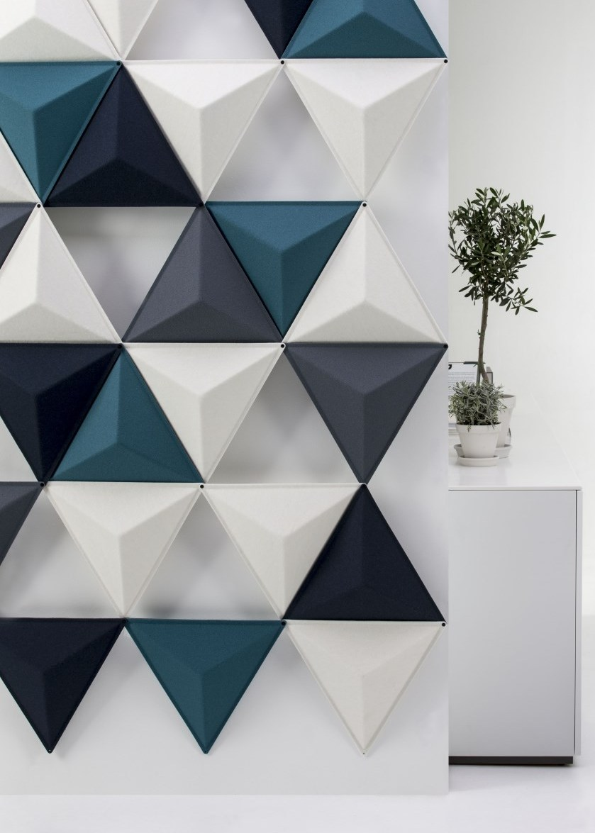шумопоглощающие панели для стен