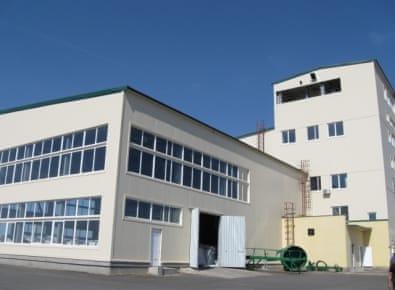 Завод по производству пеллет (г. Кировоград) photo 1