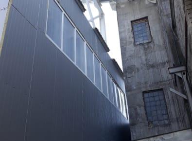 Цех на сахарном заводе, с. Заселье Николаевская обл. photo 1 photo 2 photo 3 photo 4