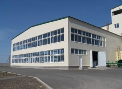 Завод по производству пеллет (г. Кировоград) photo 1 photo 2