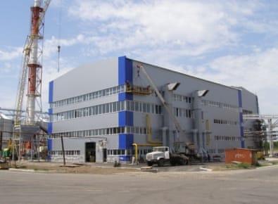 Маслоэкстракционный завод Эллада,  г. Кировоград  photo 1