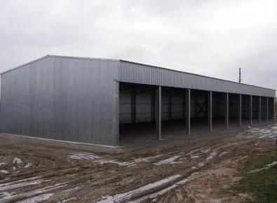 Ангар для сельскохозяйственной техники (г. Черкассы) photo 1