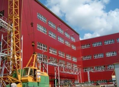 Маслоекстракційний завод (м.Кіровоград) photo 1 photo 2 photo 3