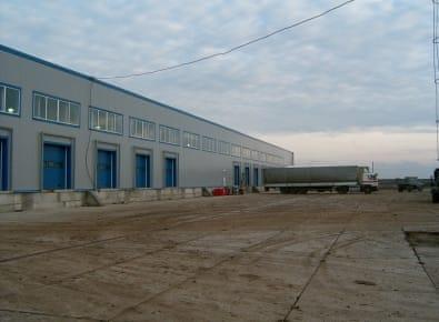 Завод Сандора (Николаевская обл.) photo 1 photo 2 photo 3 photo 4 photo 5