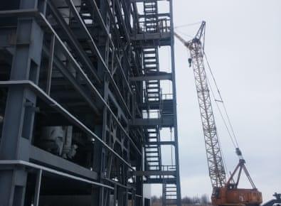 Маслоэкстракционный завод  (г. Голованевск) photo 1 photo 2 photo 3