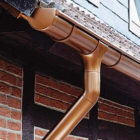 Gutter systems Profil