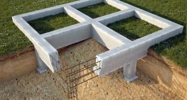 Оснащення фундаментів і підлог